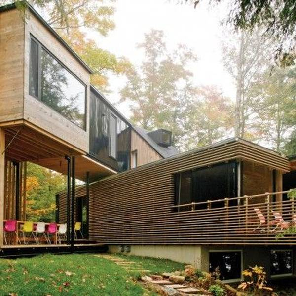 Les maisons modulaires: la révolution dans le monde de l'habitation?