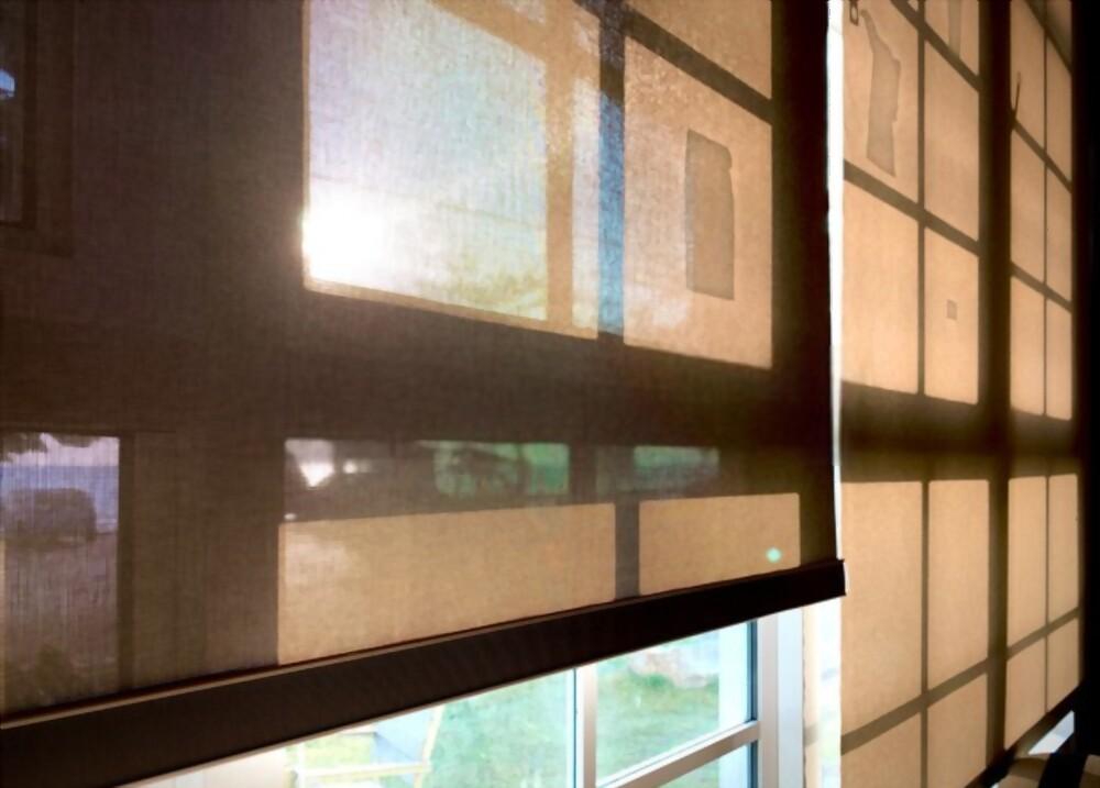 Store intérieur: une excellente alternative aux rideaux traditionnels